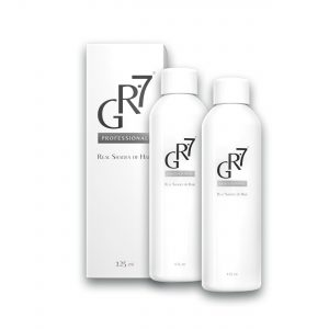 2 bottles of GR-7 anti grey hair