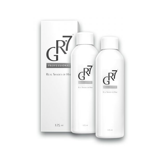 2 bottles of GR-7 anti grey hair