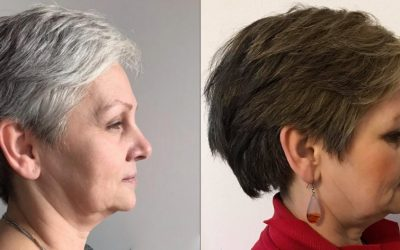 What color to choose to mask grey hair? Do not dye, restore your natural hair colour