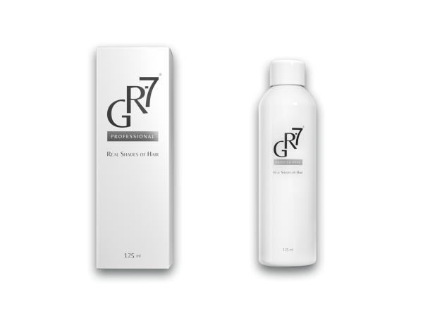 GR-7 Bottle and packaginganti-grey hair