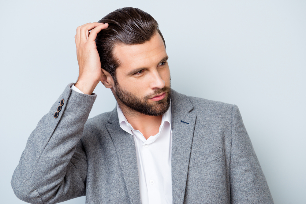 Greying hair – a problem that can be solved in a natural way!