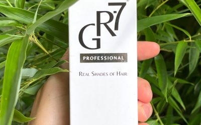 How do I cover grey hair? Check out GR-7 Professional
